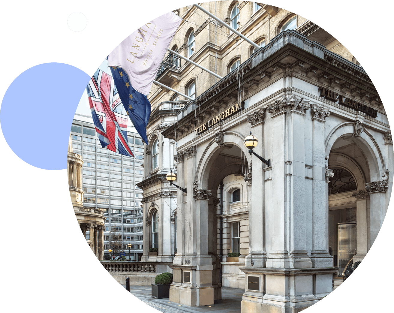 Varicent Elevate will be held at The Langham hotel in London